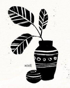 Botanische schetsen VIII, Anne Tavoletti van Wild Apple