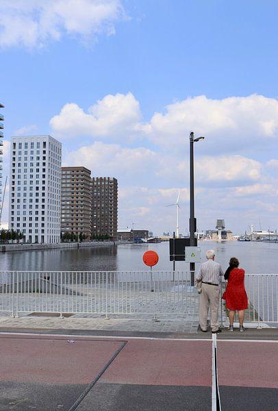 Straatverhalen uit Antwerpen van Nina Rotim