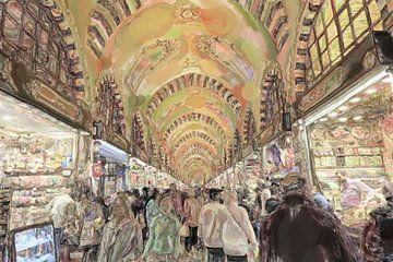 In de bazaar van Frank Heinz