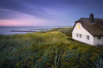 Haus in den Dünen (Grimmelei / Ahrenshoop) von Dirk Wiemer