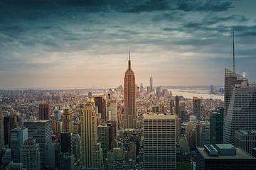 Skyline New York van Torsten Wattenberg
