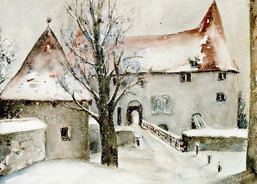 Kasteel van Burghausen, van Christine Nöhmeier
