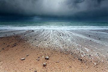 Stormy shapes von Olha Rohulya