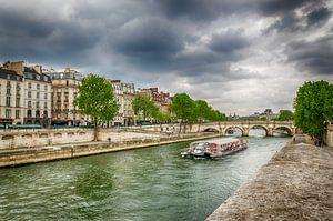 Parijs  en zijn Seine van