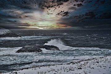 La côte arctique sur Kai Müller