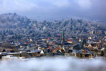 Ein Hauch Winter in Freiburg von Patrick Lohmüller