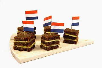 Hollands borrelhapje van Yvonne Smits