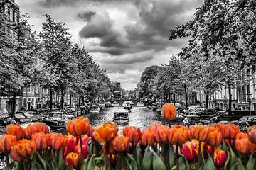Herengracht Amsterdam van Melanie Viola