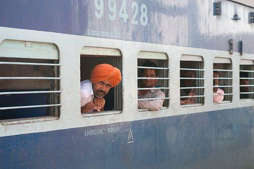 Indiase trein van