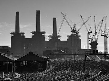 Battersea Kraftwerk von David Bleeker