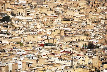 Viele Häuser in Marokko von Homemade Photos