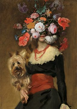 Miss Beatrice van M Duizendstra