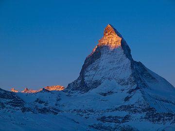De Matterhorn ontwaakt van