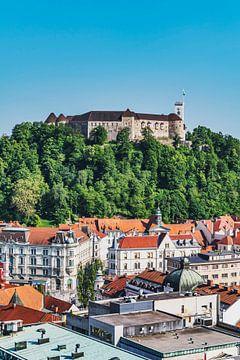 Ljubljana, Slowenien von Gunter Kirsch
