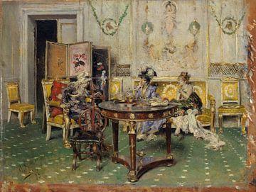 Klatsch und Tratsch, Giovanni Boldini
