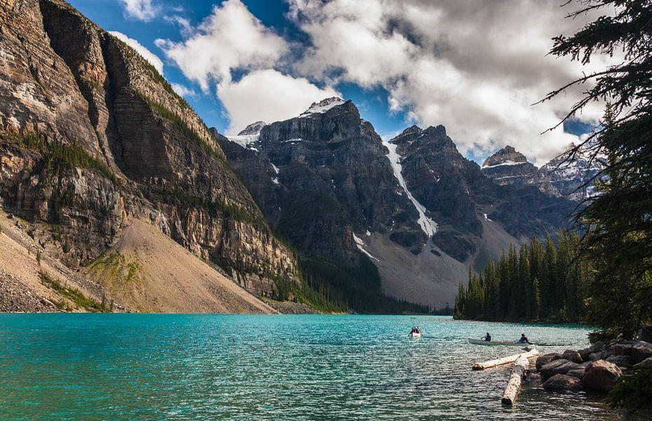 Moraine Lake Banff NP van Ilya Korzelius
