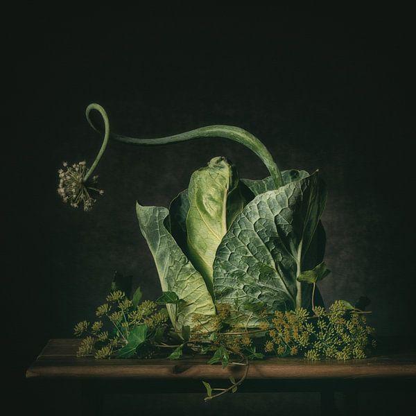 Een groen sprookje van Monique van Velzen