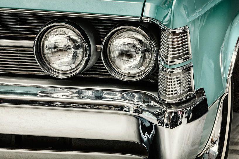 De 1967 Chrysler New Yorker van Martin Bergsma