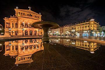 Alte Oper Frankfurt von Achim Thomae