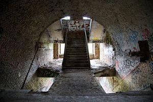 Fort de la Chartreuse - Trappenhuis