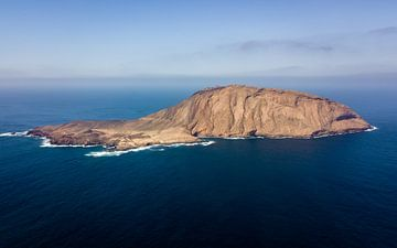 Isla de Montaña Clara sur Tomas Grootveld