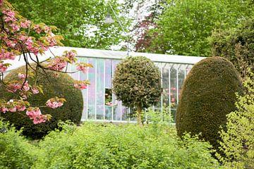 De Koninklijke Serres en tuin van marijke servaes