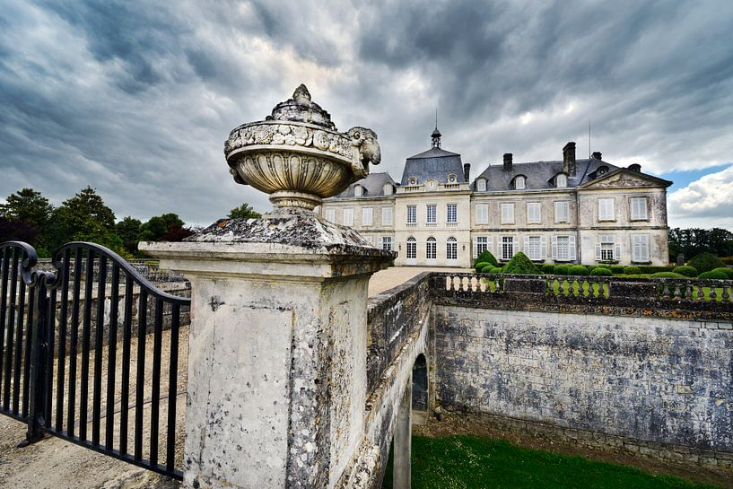 Chateau de Dampierre van Harrie Muis