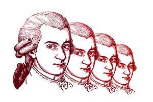 Wolfgang Amadeus Mozart, Komponist und Musiker