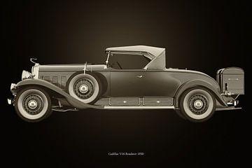 Cadillac V16 Roadster 1930