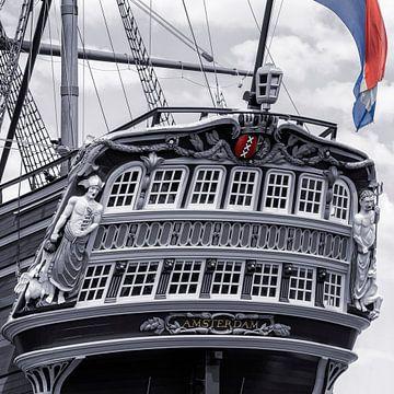 Das Amsterdam, vergangener Ruhm aus einer fernen Vergangenheit von Studio de Waay