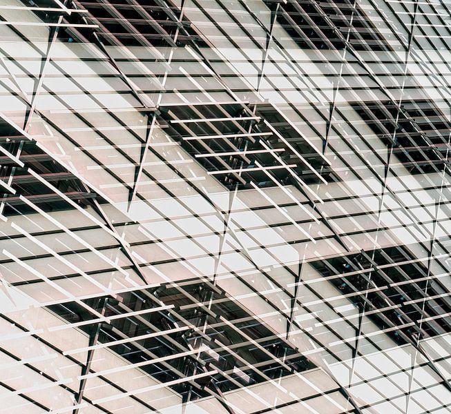 Les carrés sur Willy Backhaus