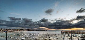 Erquy, Bretagne van Harrie Muis