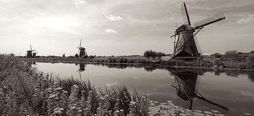 Windmills at Kinderdijk von Jeroen Keijzer