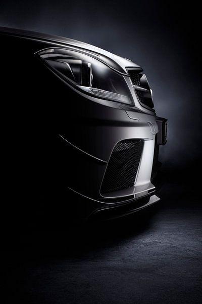 MERCEDES-BENZ C63 AMG BLACK SERIES van Thomas Boudewijn
