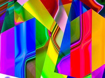 Gekleurde niveaus van Keep Magic