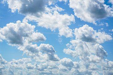 Wolken spel van Lilisphotography