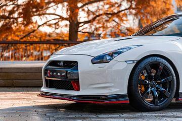 Nissan GT-R sur Otof Fotografie