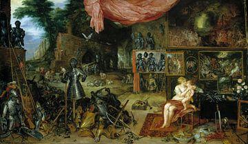 Die fünf Sinne: Fühlen, Jan Brueghel und Peter Paul RUbens