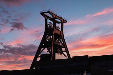 Zollverein kolenmijn van HGU Foto