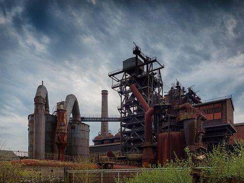 Steelworks (color) van
