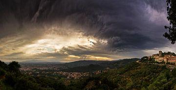 Donker Toscane von Dennis van de Water