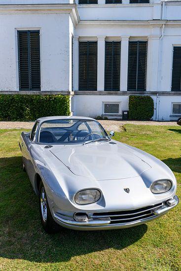 Lamborghini 350 GT italienne classique des années 1960 Gran Turismo voiture de sport Gran Turismo