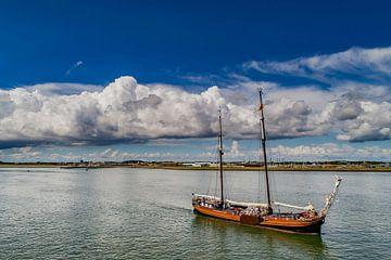 Haven Oudeschild Texel - Tot ziens van Texel360Fotografie Richard Heerschap
