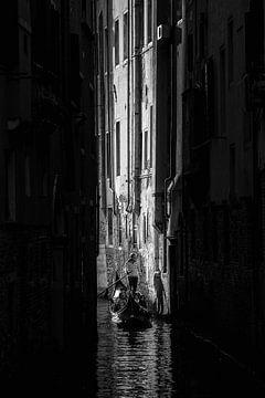 Klassiek Venetië in zwart-wit van Bart Ceuppens