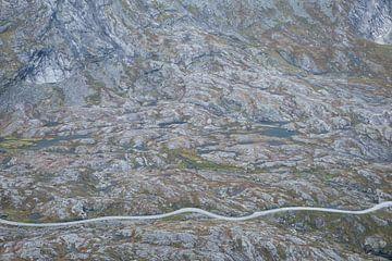 Uitzicht vanaf Dalsnibba van