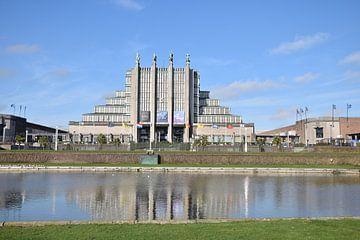 façade de l'Expo à bruxelles sur Jeroen Franssen