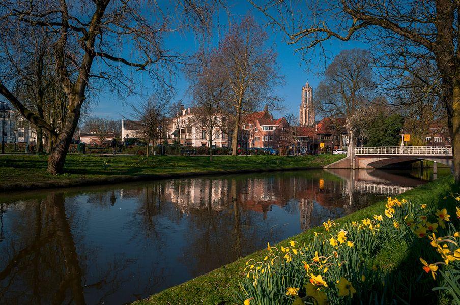 Lente aan het Lepelenburg van Robin Pics (verliefd op Utrecht)
