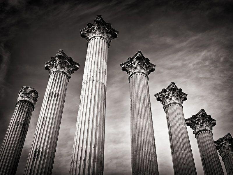 Cordoba - Templo Romano van Alexander Voss