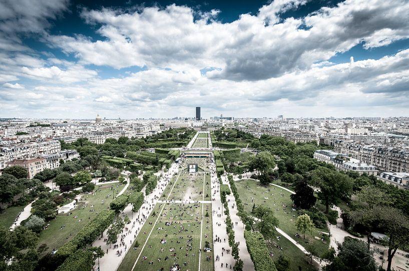 Parijs van Tom Klerks
