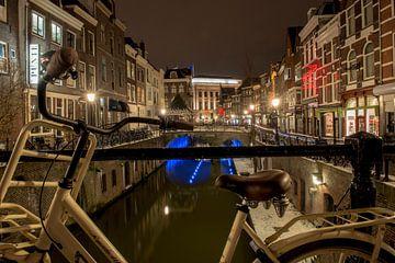 Utrecht by Night van Martin Ligtvoet